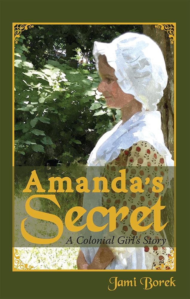 Cover, Amanda's Secret