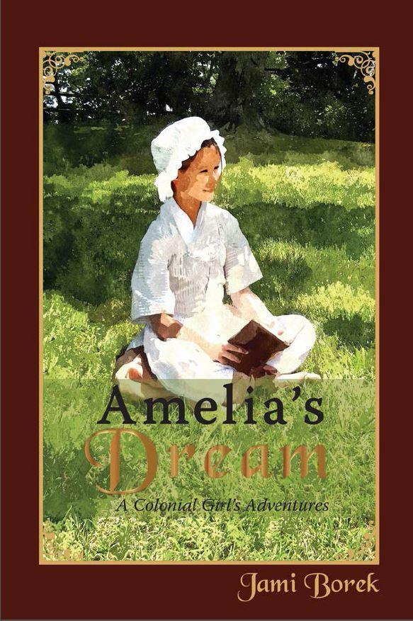 Cover, Amelia's Dream