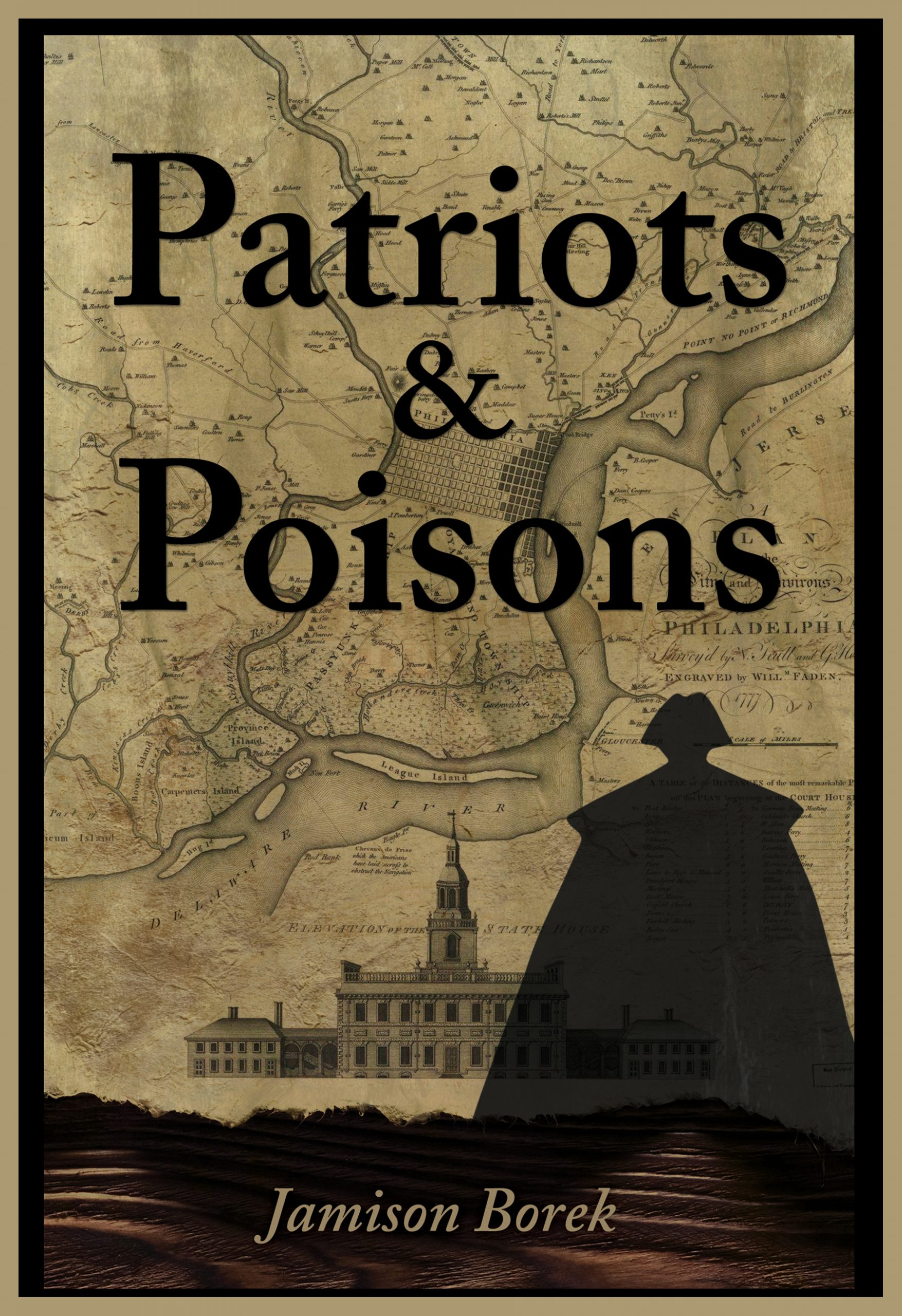 Cover, Patriots & Poisons
