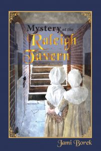 Cover Mystery at the Raleigh Tavern